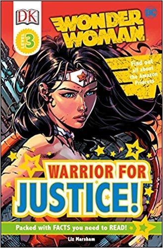 Warrior for Justice!   Level 3 by Liz Marsham