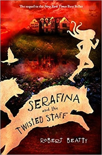The Serafina Series  by Robert Beatty