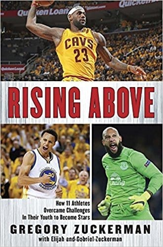 Rising Above  by  Gregory Zuckerman