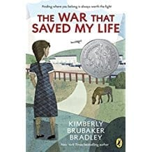The War That Saved My Life  by Kimberly Brubaker Bradley
