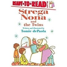 Strega Nona and the Twins  Level 1  by Tommie dePaola