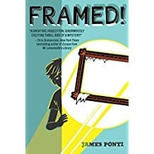Framed by James Ponti
