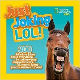 Just Joking LOL!  by National Geographic (Reference)