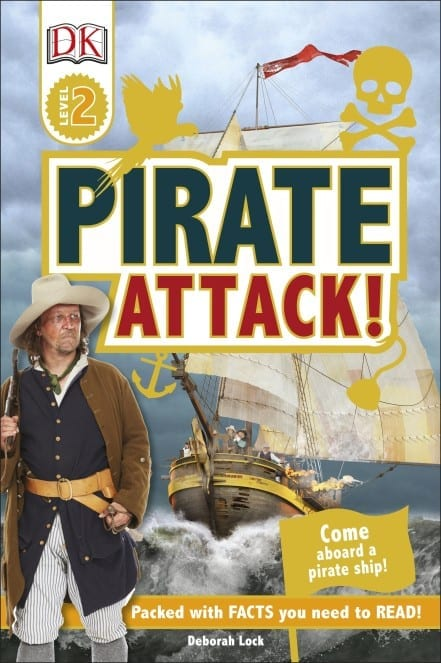 Pirate Attack!  Level 2  by  Deborah Lock