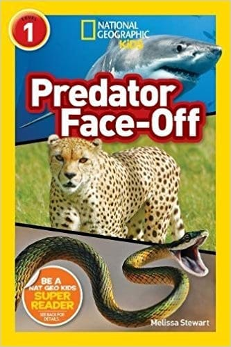 Predator Face-Off Level 2 by Melissa Stewart