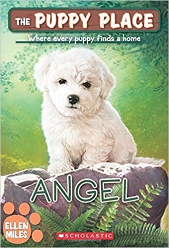 Puppy Place: Angel   by Ellen Miles