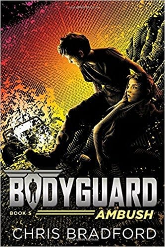 Bodyguard: Recruit  by Chris Bradford