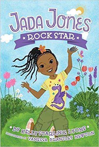 Jada Jones Rock Star     by Kelly Starling Lyons