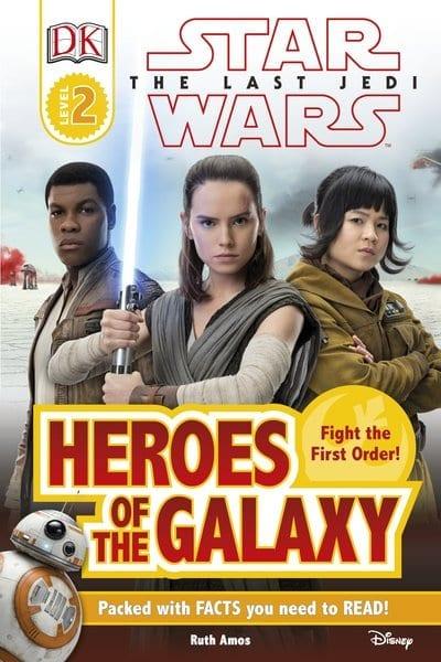 DK Star Wars:  Heroes of the Galaxy