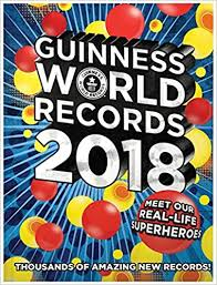 Guinness Book of World Records 2018
