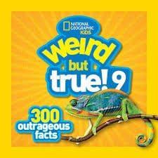 National Geographic KidsWeird But True 9