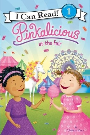 Pinkalicious at the Fair by Victoria Kann