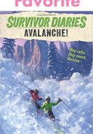 Survivor Diaries,   Avalanche!   by Terry Lynn Johnson