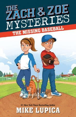 Zach and Zoe Mysteries:  The Missing Baseball