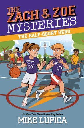 Zoe and Zoe Mysteries:  The Half-Court Hero