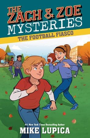 Zach and Zoe Mysteries:  The Football Fiasco