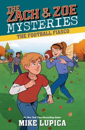 Zach and Zoe Mysteries:  The Football Fiasco