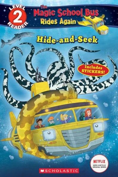 Magic School Bus Rides Again: Hide and Seek