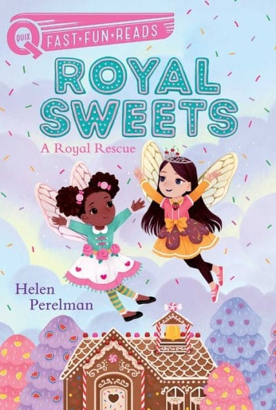 Royal Rescue:  Royal Sweets