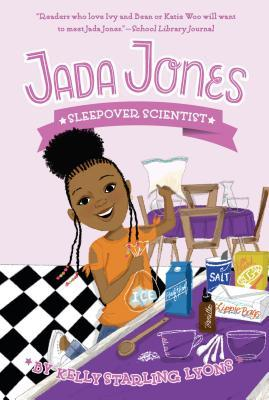 Jada Jones: Sleepover Scientist