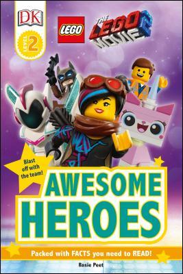 Lego Movie Awesome Heroes