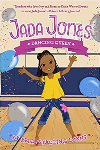 Jada Jones:  Dancing Queen