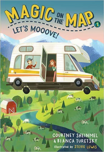 Magic on the Map: Let's Mooove!