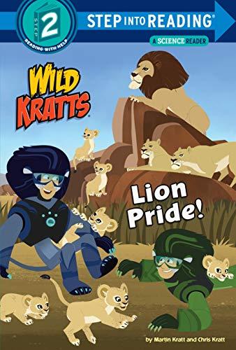 Wild Kratts, Lion Pride!