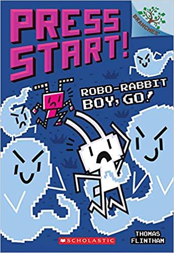 Press Start!:  Robo-Rabbit Boy, Go!