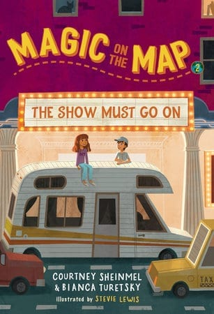 Magic on the Map:  The Show Must Go On